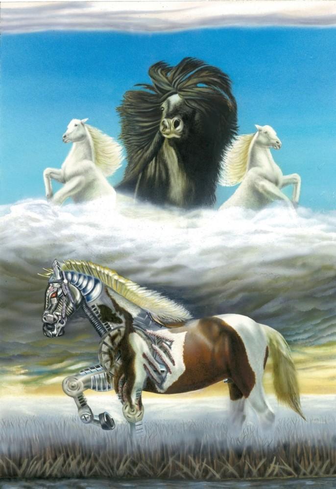 Cavalli del futuro