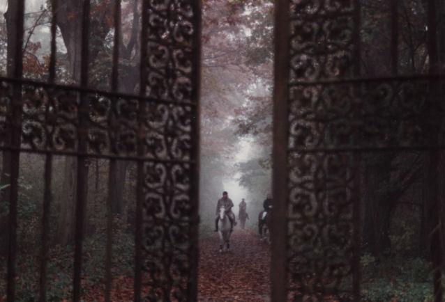 Antico cancello di viale Cavriga