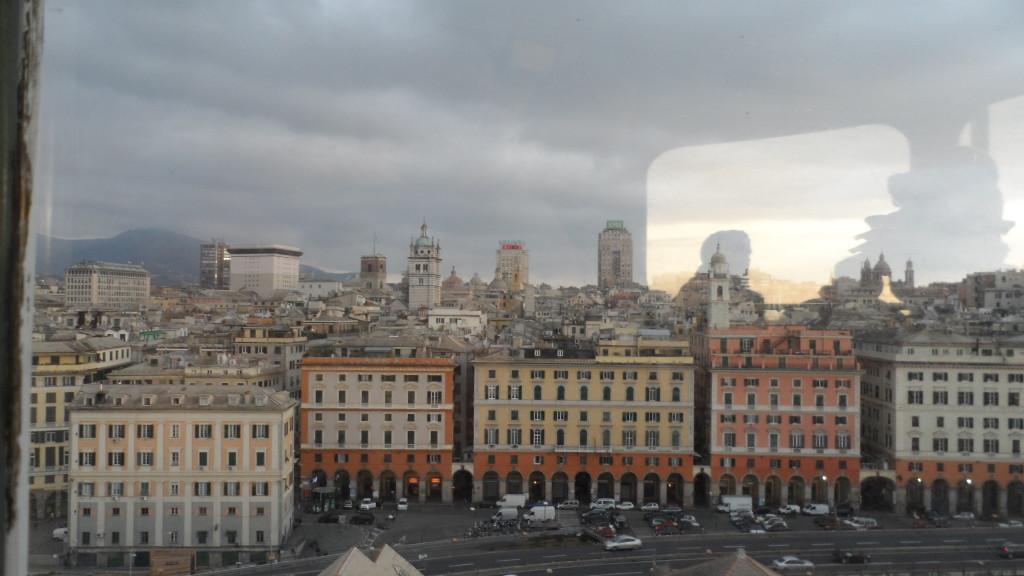 Genova Porto 1-1-2016 Tramonto (5)
