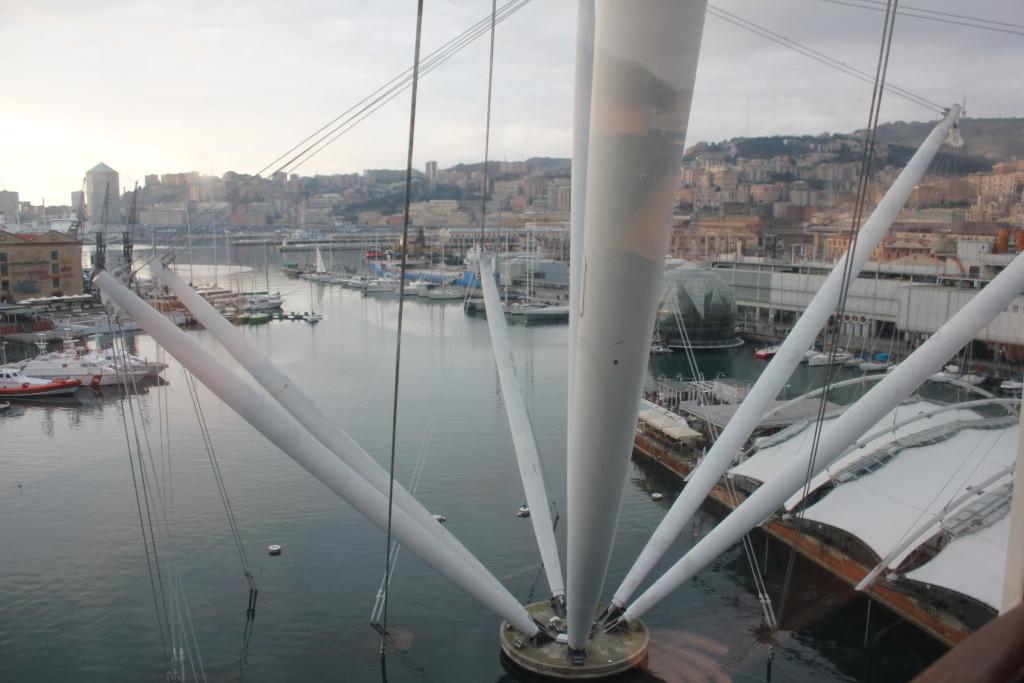 Genova Porto 1-1-2016 Tramonto (9)