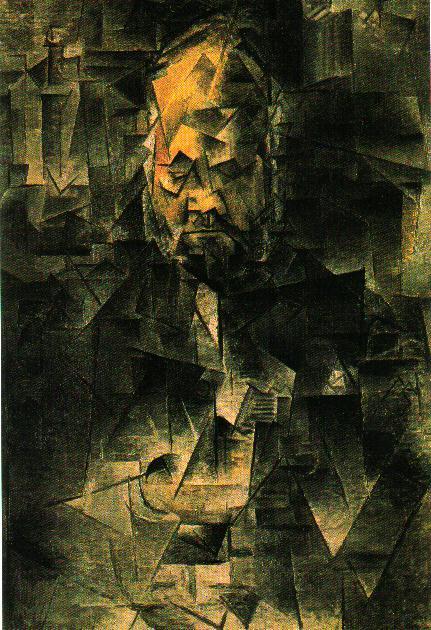 cubismo-analitico
