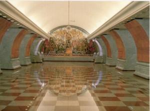 metropolitana di Mosca 0002