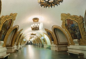 metropolitana di Mosca 006